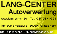 Lang-Center Autoverwertung